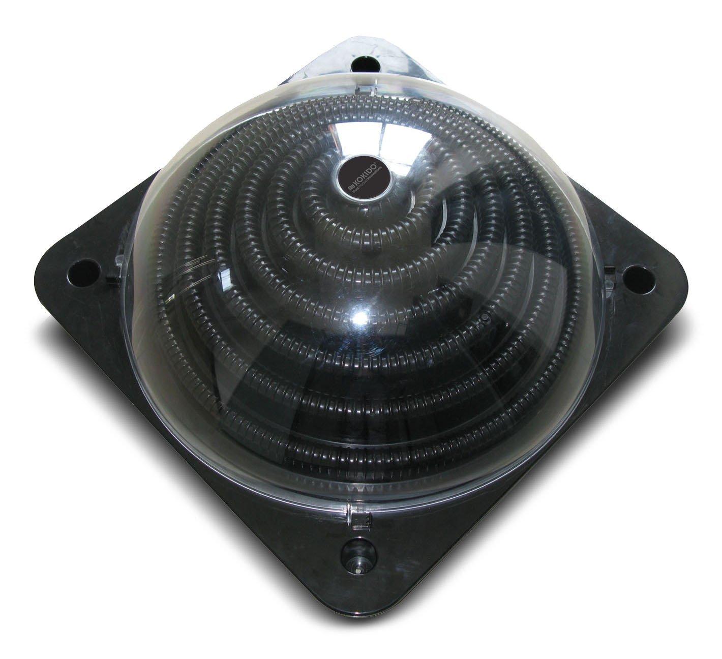 best solar pool heater panels