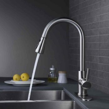 Best Pull Down Kitchen Faucets 2019
