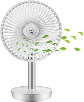 COMLIFE Ventilateur de Table