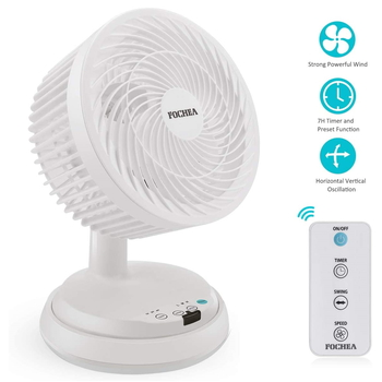 FOCHEA Ventilateur de Table