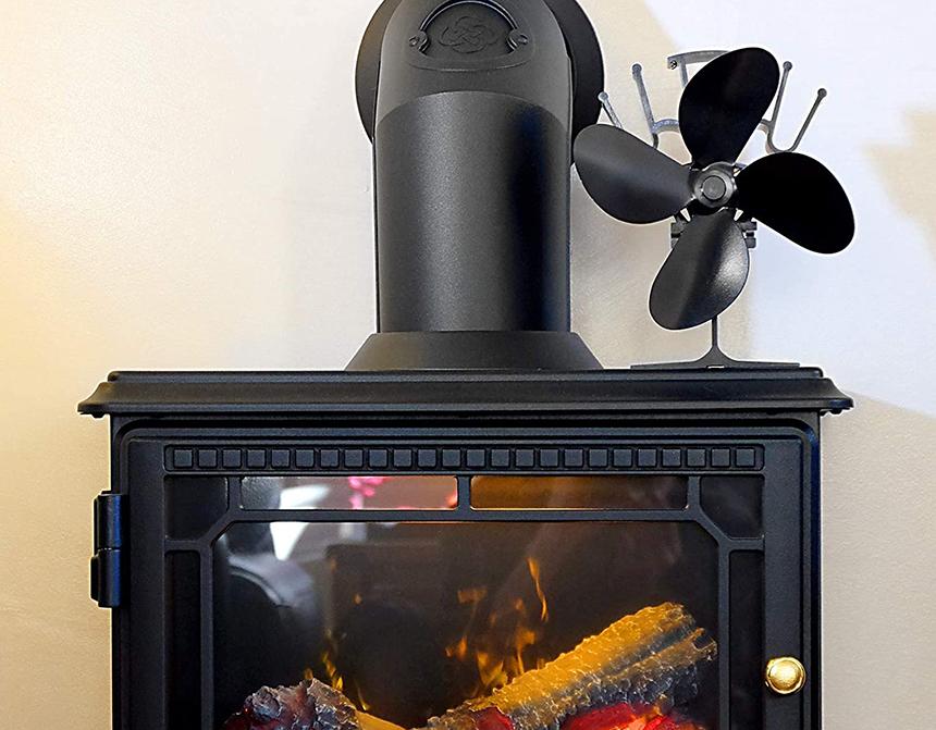 Les 5 Meilleurs Ventilateurs Poêle à Bois - Efficace et Élégant