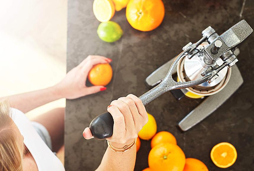 Les 7 Meilleurs Extracteurs de Jus Manuel: Les Vitamines Fraîches tous les Matins