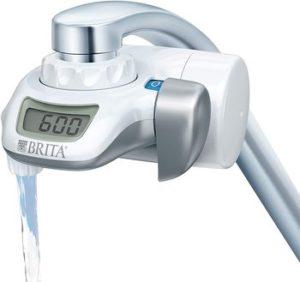 BRITA on Tap Système de Filtration pour Robinet