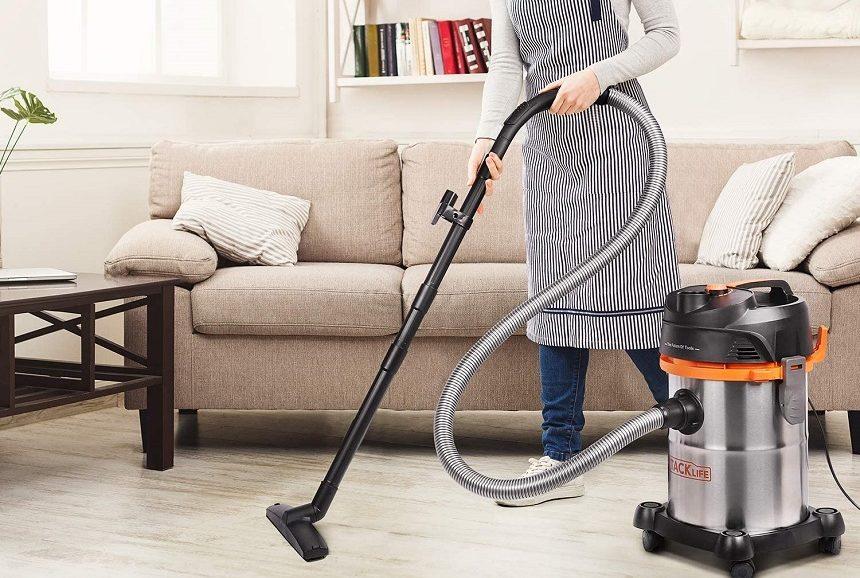 Les 6 Meilleurs Aspirateurs Eau et Poussière - Nettoyez Votre Maison