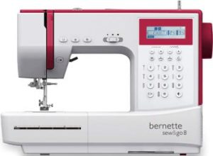 Bernette Sew & Go 8 Machine à coudre