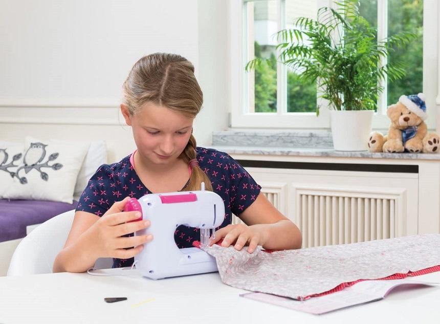 7 Meilleures Machines à Coudre Enfant - Facile et Sûr