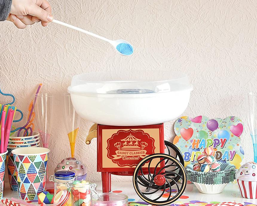 Les 6 Meilleures Machines Barbe à Papa – Сuisinez Les Bonbons A La Maison!