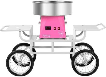 Royal Catering RCZK-SET5 Machine à Barbe à Papa
