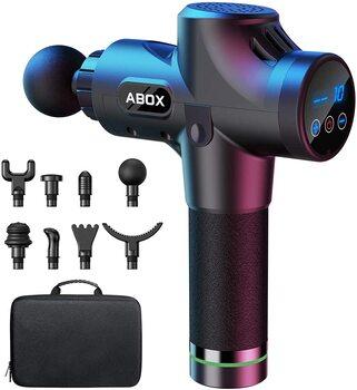 ABOX Pistolet de Massage Musculaire