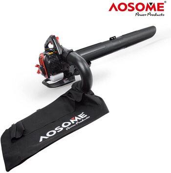 AOSOME ASBV3405 Souffleur Aspirateur Broyeur Thermique