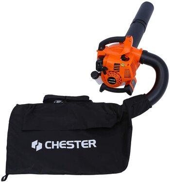 CHESTER Souffleur aspirateur broyeur thermique
