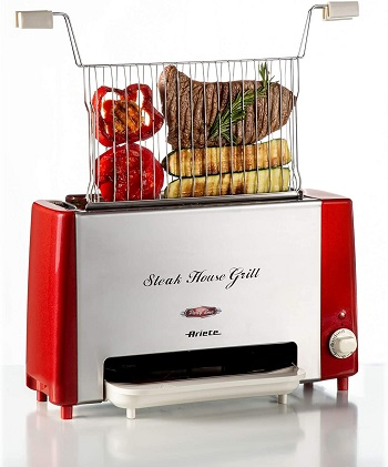 Ariete Grill Vertical - steak House