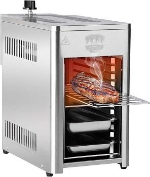 BARBEC-U Haute Puissance 200 à 800°C