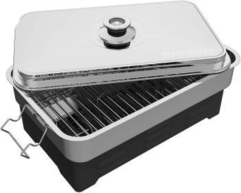 Browin 330010 Fumoir de balcon en acier inoxydable