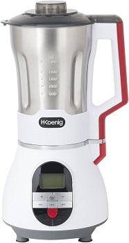 H.Koenig Soup Maker Blender Chauffant