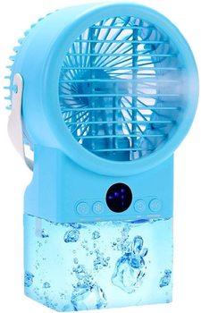 Nifogo Refroidisseur D'air Silencieux Mobile Air Conditioner