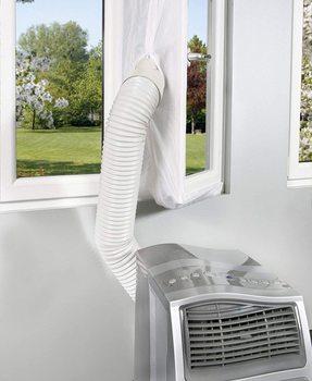 G&M only AirLock 400cm/4m Kit de calfeutrage pour climatiseurs