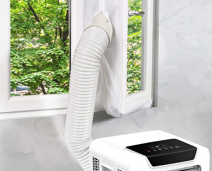 Les 7 Meilleurs Kits Calfeutrage Pour Climatiseur Mobile: Lot Anti-Caniculaire