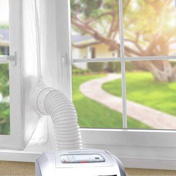 NASUM Joint de Fenêtre Facile à Installer, Tissu De Calfeutrage Collable