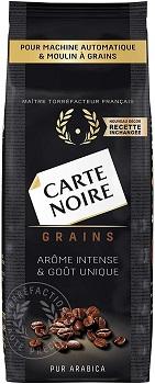 Carte Noire Café en grains 250 g - Lot de 5