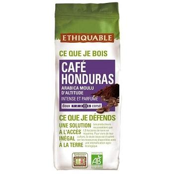 Ethiquable Café Grains Honduras Équitable & Bio 1 kg