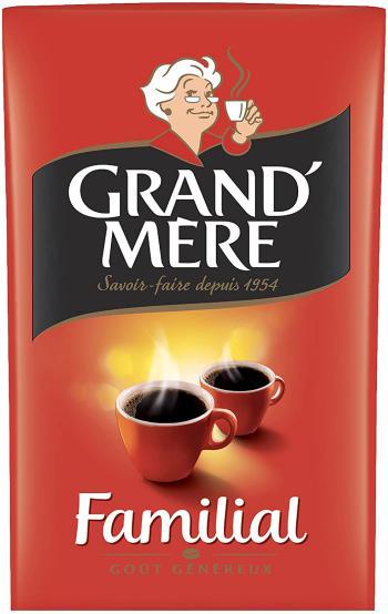 GRAND-MÈRE Café Moulu Familial 250 g – Lot de 6