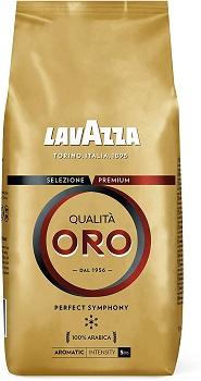 Lavazza Café en grains Qualita Oro – 1 kg