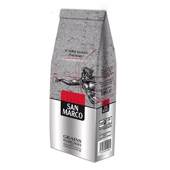 SAN MARCO Café en grains - 500 g