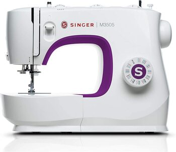 Singer M3505 Machine à Coudre Professionnelle avec 34 Points