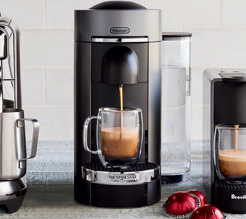 Les 5 Meilleures Machines Nespresso: Marque De Qualité Dans Votre Cuisine !