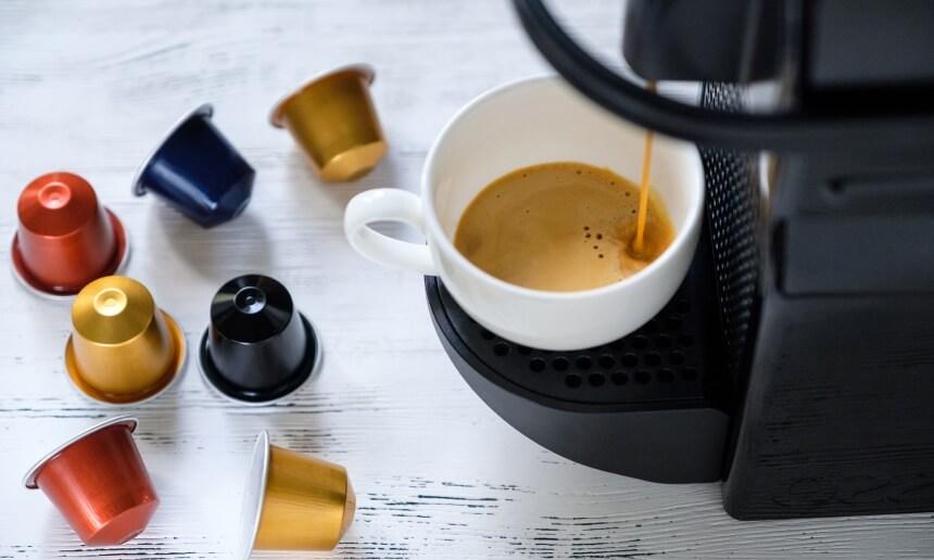Les 5 Meilleures Capsules Nespresso: Assortiment De Luxe