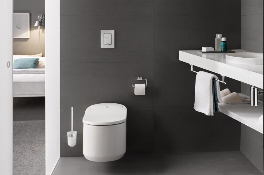 Les 5 Meilleurs WC Suspendus: WC de confort supérieur