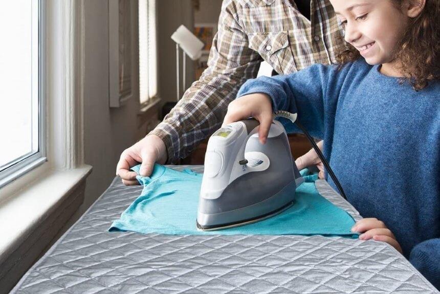 Les 7 Meilleures Housses De Table à Repasser: Tissu de haute qualité