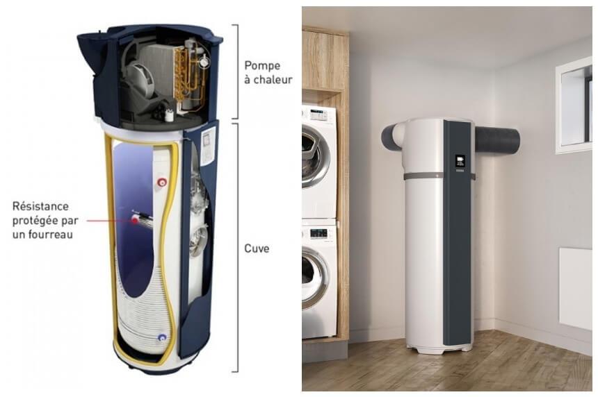 Les 5 Meilleurs Chauffes-Eau Thermodynamiques: Pompes à chaleur aérothermiques