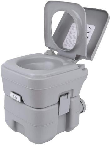Samger Toilette Portable 20L Produit WC Chimique