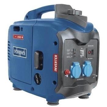 SCHEPPACH Groupe électrogène Inverter 2000 W SG2000