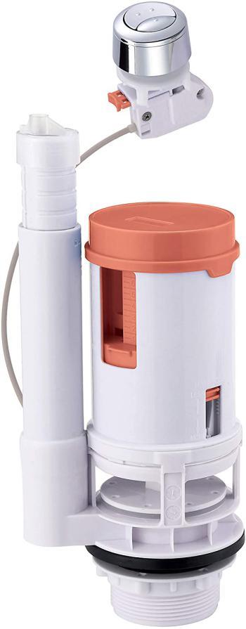 SOMATHERM FOR YOU - Mécanisme universel à câble pour WC à vidage double chasse 3/6 litres