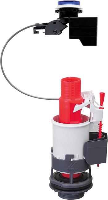 Wirquin 10719338 TRONIC 2, mécanisme de WC Double Chasse