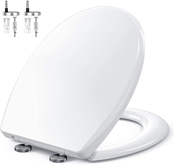 Abattant WC, MUJIUSHI Lunette de Toilette