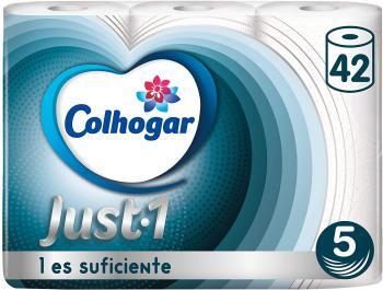 Colhogar Papier hygiénique Just 1 5 couches