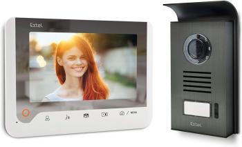 Extel - Visiophone - Ice, 2 fils facile d'installation