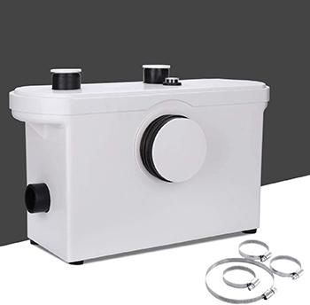 Kapral Broyeur sanitaire, pompe à eau, pompe de relevage