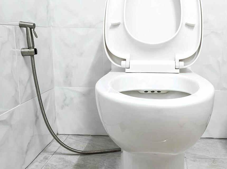 Les 5 Meilleures Douchettes WC: Pulvérisateurs de bidet les plus pratiques