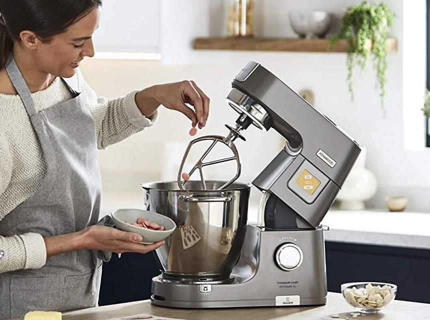 Les 7 Meilleurs Robots Pâtissiers: Centrifugeuse, Façonnage de Pâtes Fraîches, Blender