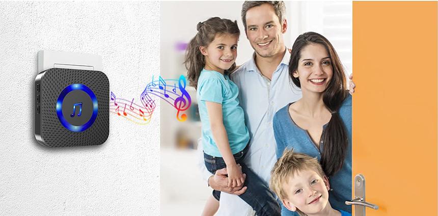 Les 7 Meilleures Sonnettes Sans Fil: Protégez votre domicile