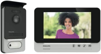 Philips - Visiophone - Couleur : Noir, 6 sonneries disponibles