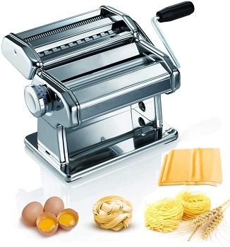 Sailnovo Machine à Pâtes Manuelle