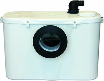 Sanisan Broyeur WC sur pied 400 W