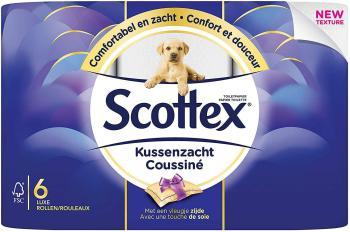 Scottex Papier toilette 3 épaisseurs