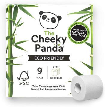 The Cheeky Panda – Papier Toilette en Bambou